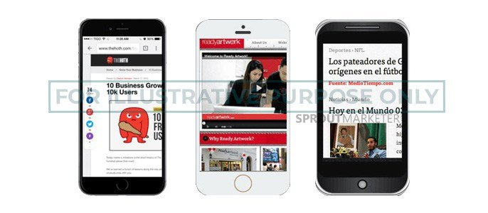 Great Content Starts With Mobile Responsive