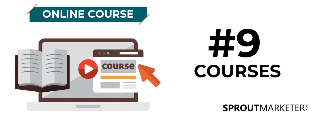 Different Types of Content - Courses
