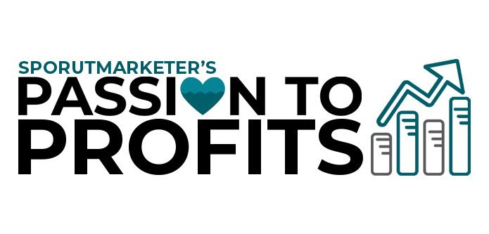 Passion to Profits Course Logo - For Sign Up Page
