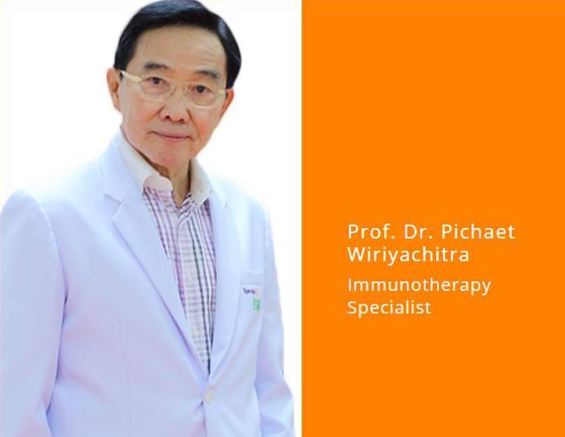 APCO CEO Dr.Pichaet Wiriyachitra